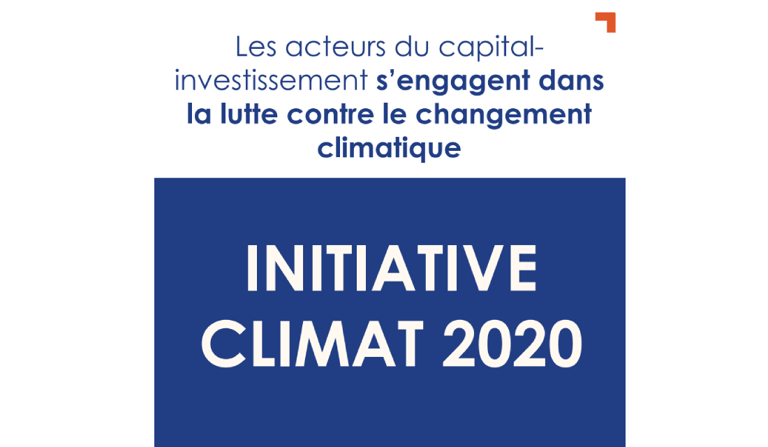 Motion Equity Partners has reaffirmed its commitment to the fight against climate change by signing the Initiative Climate (iC20)