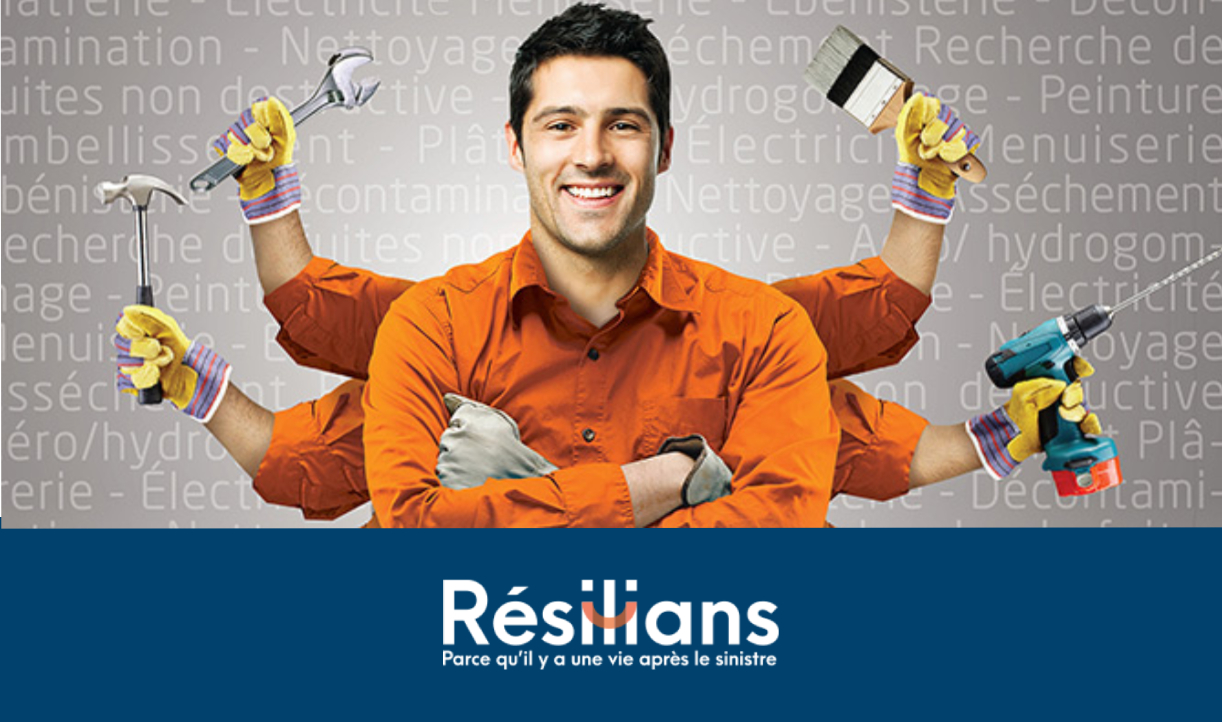Motion Equity Partners enters into exclusive negotiations for the acquisition of Résilians